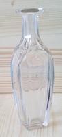 Antik patika vagy parfümös üveg