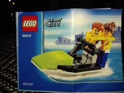 Lego city 30015