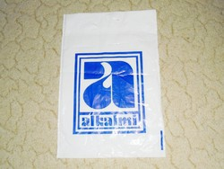 Retro Alkalmi áruház - bolt áruház reklámszatyor reklám nylon nejlon szatyor zacskó - 1980-as évek