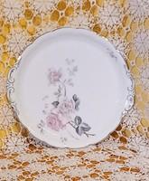 L.H.S. BAVARIA Rózsás süteményes,kínáló tál,