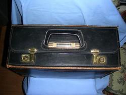 Bőr bőrönd/táska/aktatáska