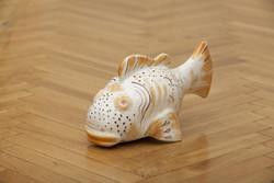 Gádor István kerámia hal