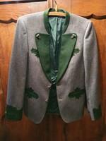 Tradicionális /vadász/öltöny felső.