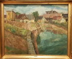 Udvary Pál / Siófoki csatorna