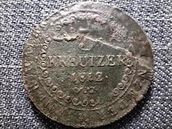 Ausztria II. Ferenc 3 Krajcár 1812 G (id43071)