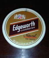 Régi Edgeworth Cavendish pipadohány fém doboz,szelence