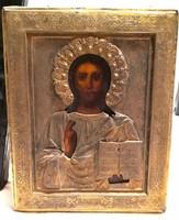Áldó Krisztus – Okládos ikon – 18.