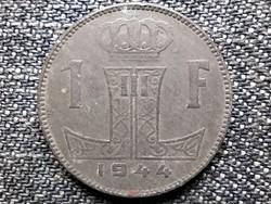 Belgium III. Lipót (1934-1951) 1 Frank (BELGIE BELGIQUE) 1944 (id42124)