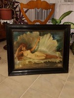 Szánthó Mária Vénusz születése festmény!