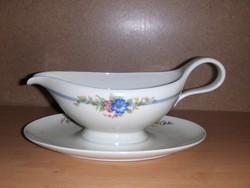 Rosenthal porcelán mártásos szószos kínáló tál (ap)