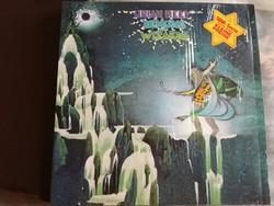 10 db bakelit LP tartóval