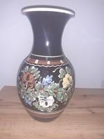 #103,  nagy szép dekoratív váza