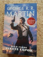 George R.R.Martin : Fekete lapok