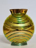 Zsolnay Eozin TSA váza 12 cm