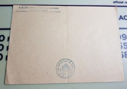 M. kir. 203. honvéd honi légvédelmi tüzérosztály jelző üteg IV. szakasz