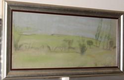 Barta Mária akvarell