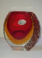 Muránói Mandruzatto váza