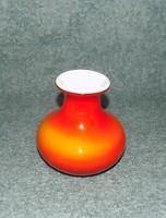 Többrétegű üveg váza 14 cm (24/d)
