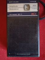 TOSHIBA rádió