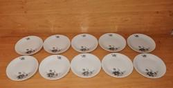 Seltmann Weiden Bavaria porcelán kistányér készlet 10 db egyben (2p)