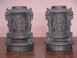 Dekoratív petróleum lámpa testek,
