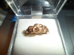 14K arany gyűrű