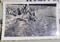 1954 Keceli tábor, Gránátdobás