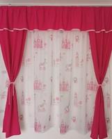 Hercegnős függöny szett készre varrva ÚJ