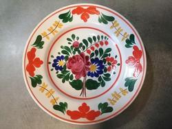 Kispesti Gránit festett falitányér