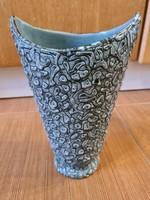 Gorka váza zöld