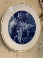 Meisseni fali tányér ( esetleg kínáló tál)