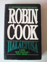 Robin Cook:Haláltusa