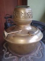 Antik petróleumlámpa, csodalámpa, Wunderlampe Budapest,