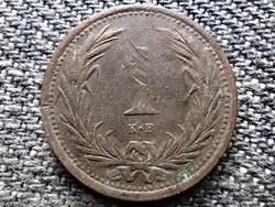 Osztrák-Magyar 1 fillér 1899 KB (id43168)