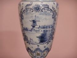 Royal Bonn jelzett porcelán kandalló dísz v. váza