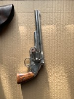 Ritka S&W  DEKO revolver