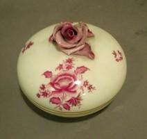 Herendi bonbonier / Herendi porcelain bonbonier