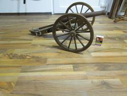 Angol miniatűr ágyú