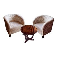 Art Deco Club fotelek (2db)*
