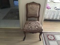 Neobarokk szék.