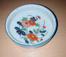 6 db-os  porcelán pohár alátét