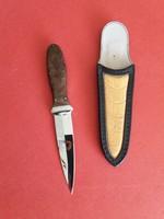 Kétélű tőr - dagger - csomoros juhar markolattal