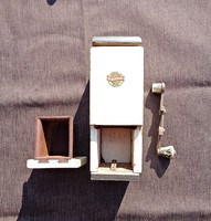 Leinbroc'ks Mokka ideal régi kávédaráló