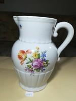 Antik porcelán boroskancsó