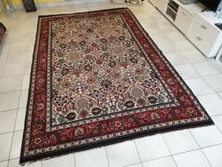 Antik mahal mintás 170x262 kézi dupla csomózású gyapjú perzsa szőnyeg MM_615