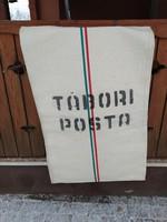Tábori posta / zsák