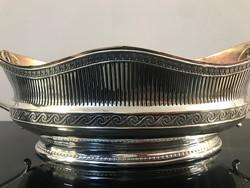 Századfordulós ezüst Asztalközép - E/2021/00004