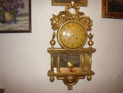 Antik fali óra bútor darab komód  fölé vitrin fölé íróasztal trónszék  eladó