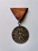 Tanácsköztársasági emlékérem 1959(Kádár- korszak)
