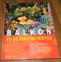 Balkon és dézsás növények